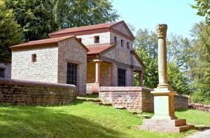 Römische Tempelanlage Tawern