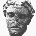 Abb: Kopf des Merkur