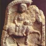 Abb: Relief der Epona